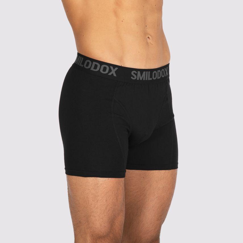 Smilodox Basic Boxershorts 1er-Pack – Bild 3