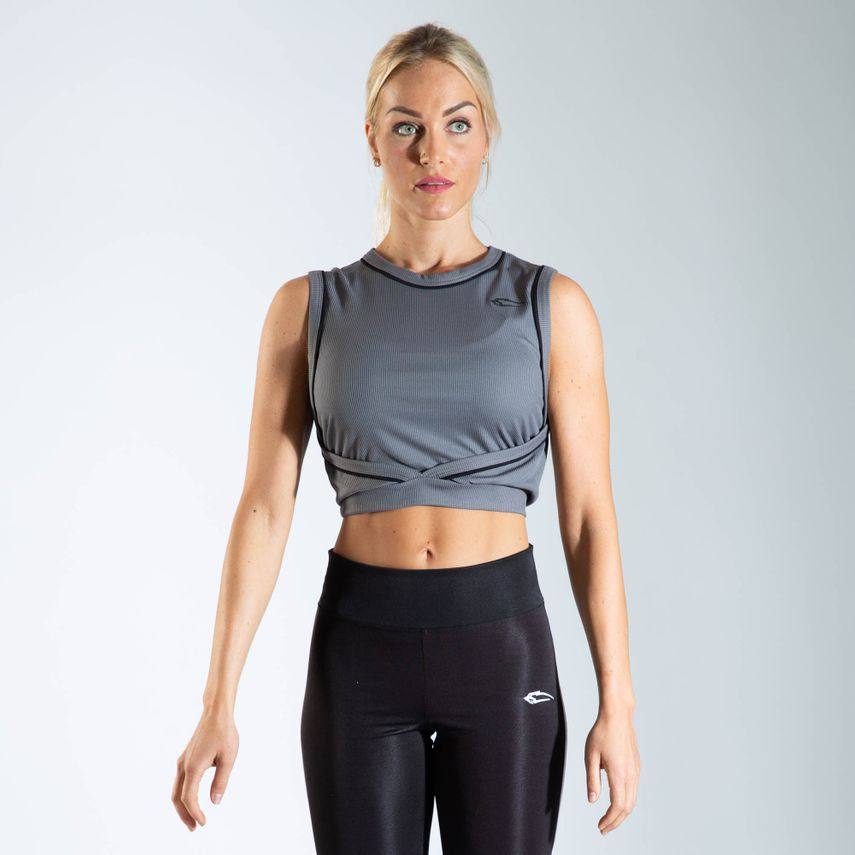 Smilodox Ladies Top Wrap – Bild 7