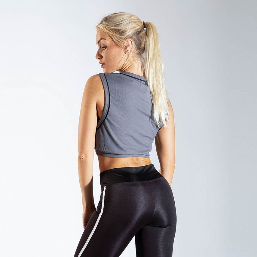 Smilodox Ladies Top Wrap – Bild 8