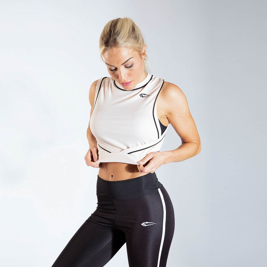 Smilodox Ladies Top Wrap – Bild 9