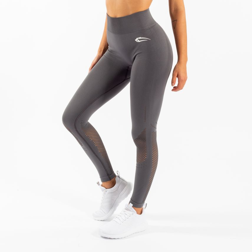SMILODOX Ladies Hyperformance Seamless Leggings Confidence – Bild 2
