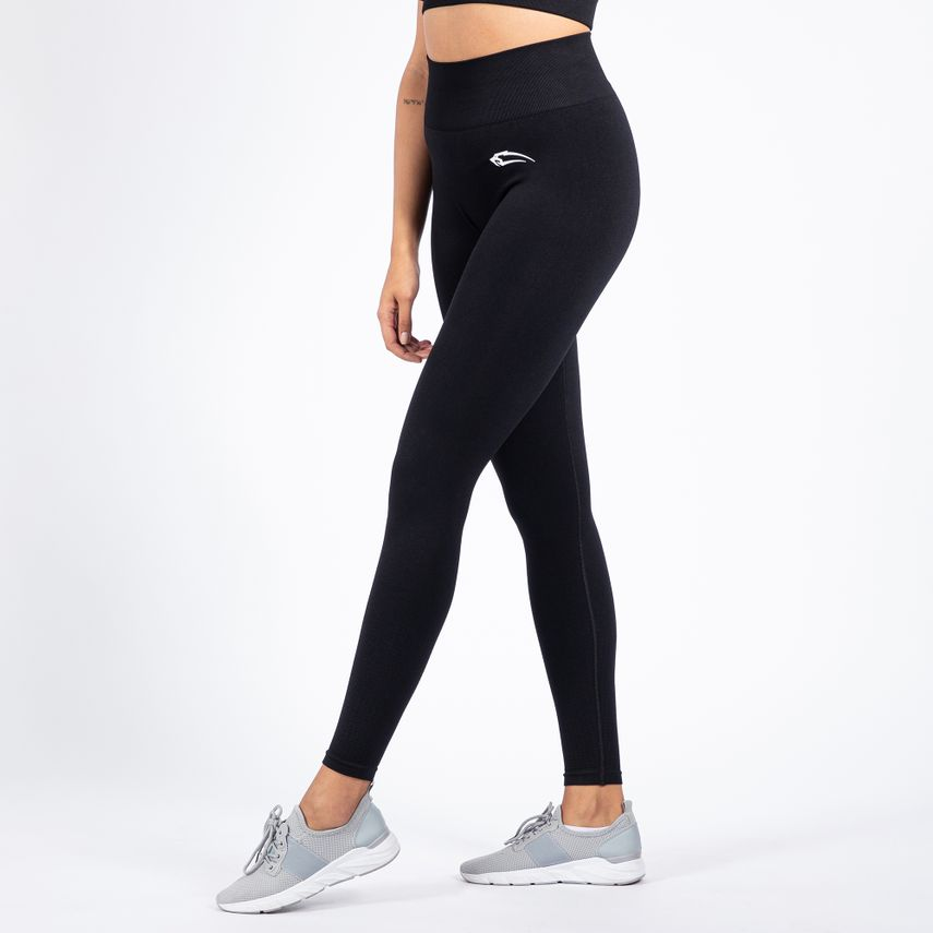 Smilodox Damen Seamless Leggings Power – Bild 3