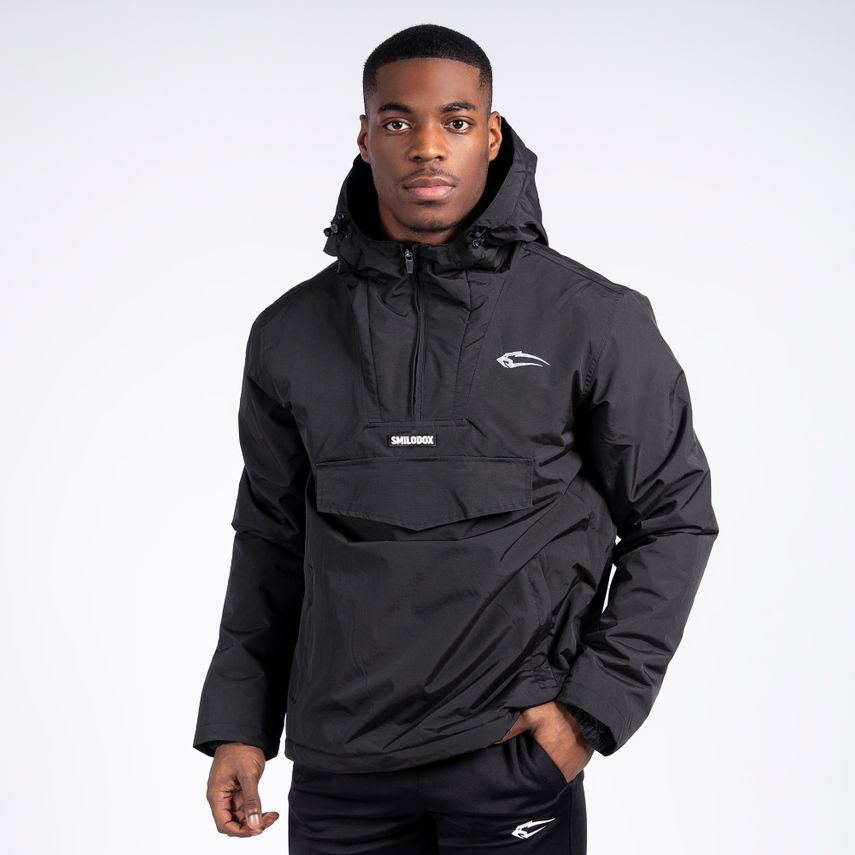Smilodox Mens Windbreaker Storm – Bild 3