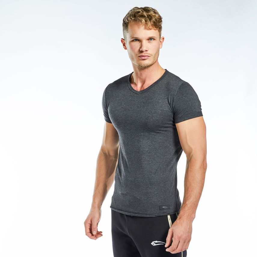 Smilodox Men's T-Shirt Weavy – Bild 13