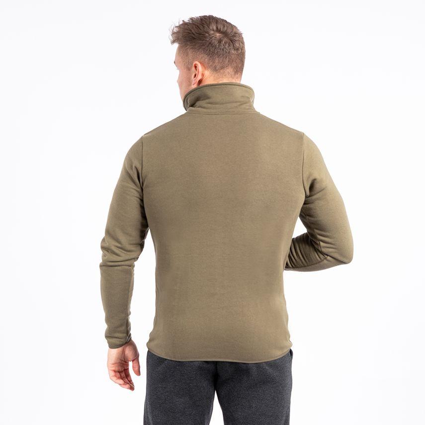 Smilodox Half Zip Sweater Blaze – Bild 14