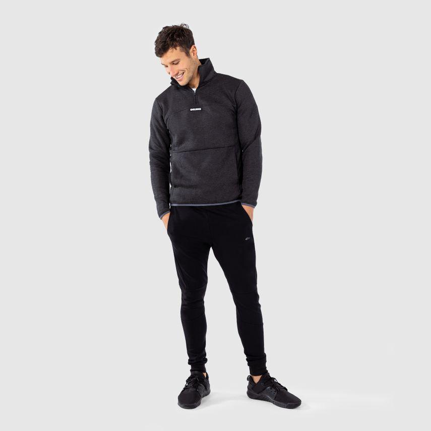 Smilodox Half Zip Sweater Blaze – Bild 21