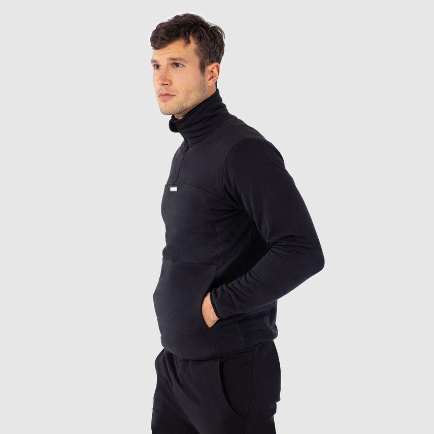 Smilodox Half Zip Sweater Blaze – Bild 18