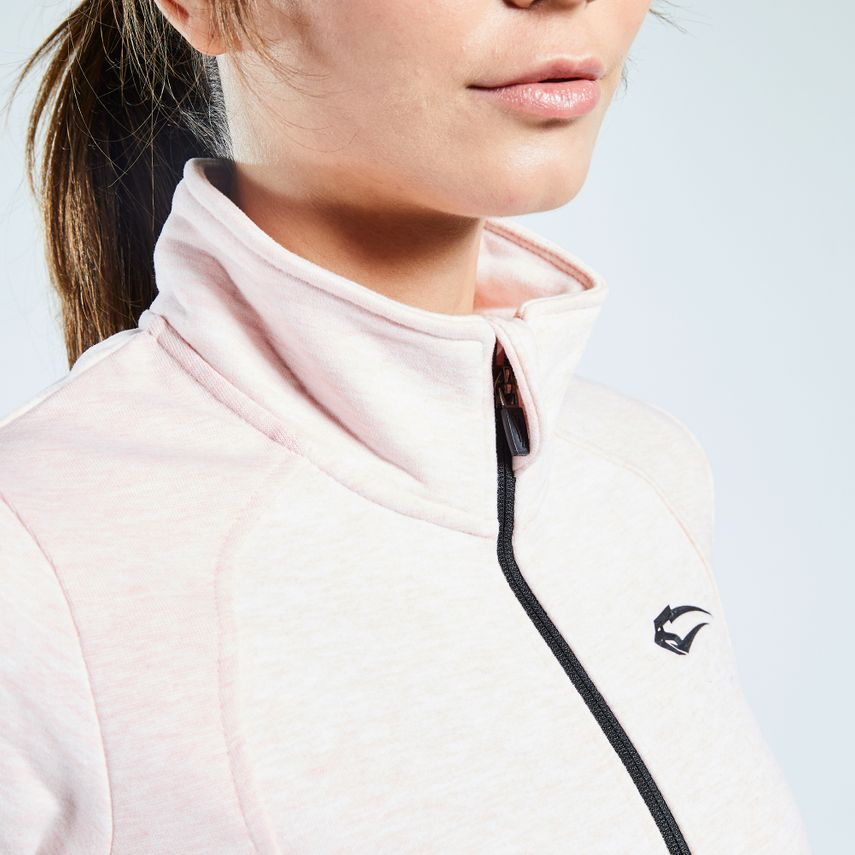 Smilodox Damen Trainingsjacke Sona – Bild 9