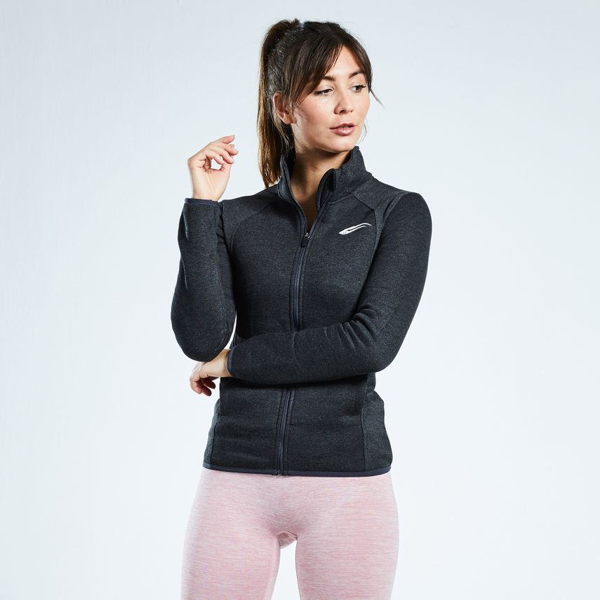 Smilodox Damen Trainingsjacke Sona – Bild 13