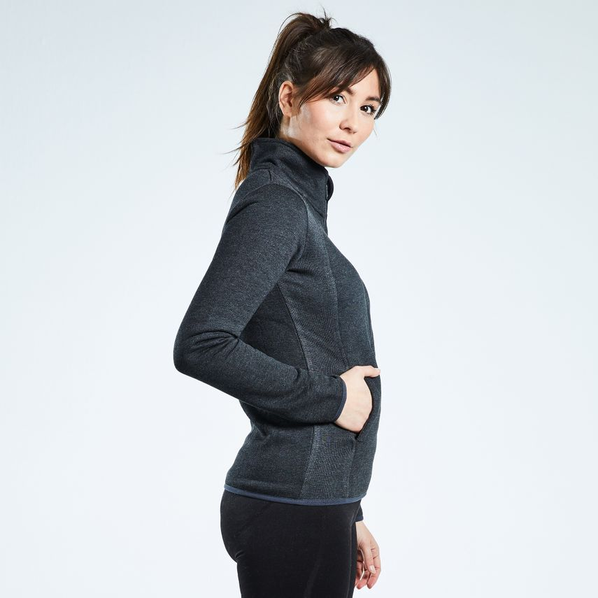 Smilodox Damen Trainingsjacke Sona – Bild 14