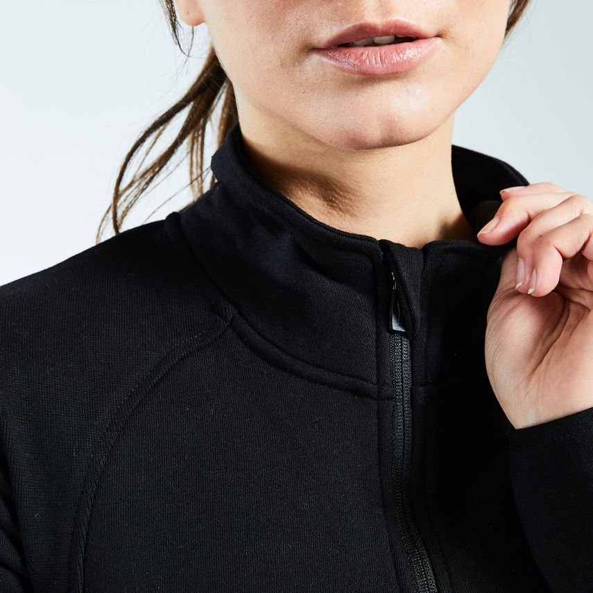 Smilodox Damen Trainingsjacke Sona – Bild 3