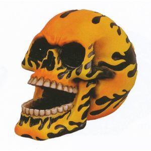 Skull - Flammenschädel