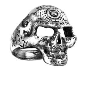 Ring - Omega Skull