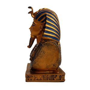 Büste ägyptischer Pharao Tutanchamun Nr.3 – Bild 2