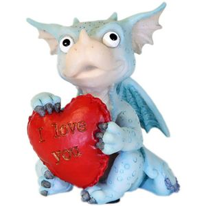 Funny Dragon - I love you