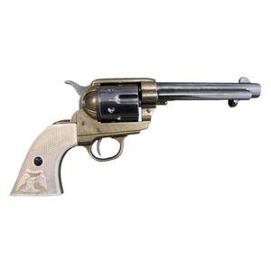 45er Colt mit weißer Griffschale und US-Adler USA 1873