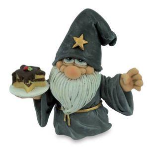 Funny Maghetti Zauberer - Alles Gute Zauberer serviert Kuchen zum Geburtstag