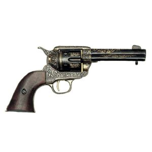 Colt Peacemaker Kal. 45, Messing, USA 1886