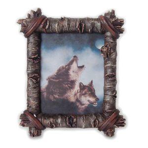 Western Teelicht Wolf - Wolf Candle Holder