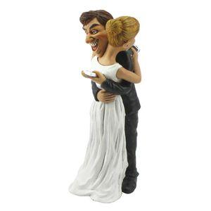 Funny Wedding - innig verbunden - Hochzeitspaar mit Handys