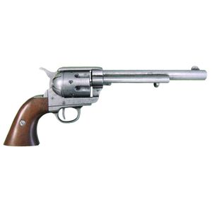 45er Deko Kavallerie-Colt Single Action 1873 grau