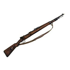 Deutsches Deko Repetiergewehr Mauser Karabiner 98k mit Trageriemen