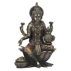 Lakshmi - indischer Hindugott - Gott des Glücks, der Weisheit und des Reichtums