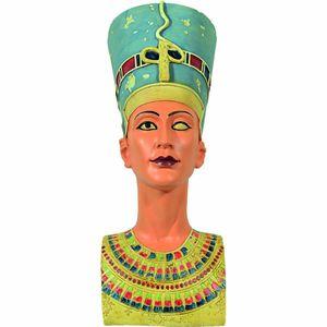 Museumsvariante große ägyptische Büste der Nofretete 51cm