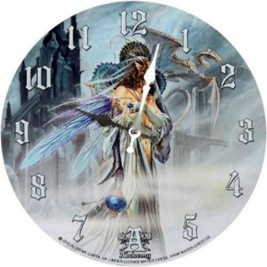 Wanduhr Bride of the Moon - Alchemy