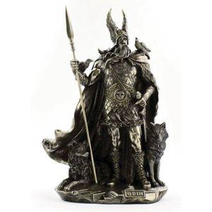 Hauptgott der Wikinger Odin Allvater