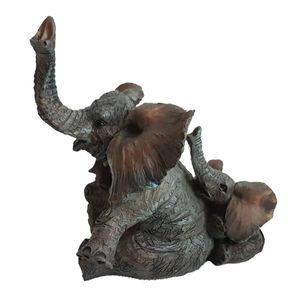 Elefantenfamilie 5er-Set sortiert – Bild 2