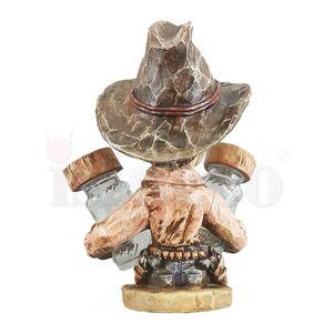 Western Salz & Pfefferstreuer - Cowboy – Bild 3
