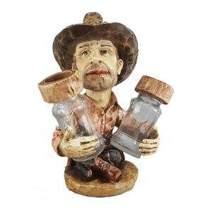 Western Salz & Pfefferstreuer - Cowboy – Bild 1