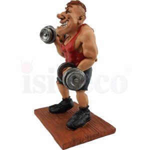 Funny Sport - Bodybuilder Arnold – Bild 5
