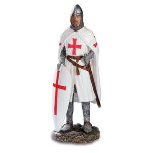 Templer Kreuzritter Hugues de Payns 1. Großmeister 32cm – Bild 1