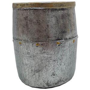 Stiftehalter Templer Kreuzritter Helm 9cm – Bild 4