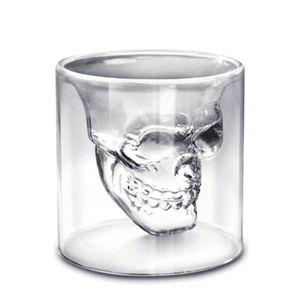 Schnapsglas Totenkopf 7cm – Bild 1