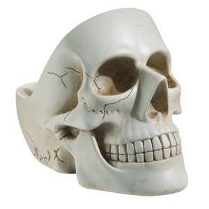 Totenkopf Schale 20cm – Bild 1
