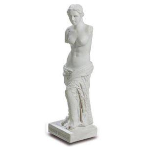 Venus von Milo weiß 10cm Statue der Göttin Aphrodite – Bild 1