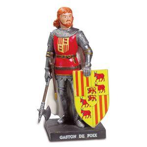Figur Ritter Gaston de Foix 13,5cm Herzog von Nemours