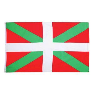 Fahne Flagge der Basken 90x150cm