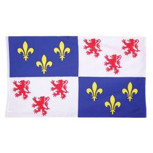 Fahne Flagge der Picardie 90x150cm