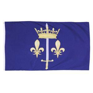 Fahne Flagge Johanna von Orleans 90x150cm