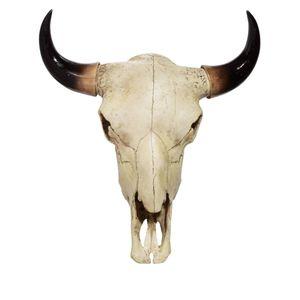 Western Stierkopf Schädel 55cm für die Wand – Bild 1