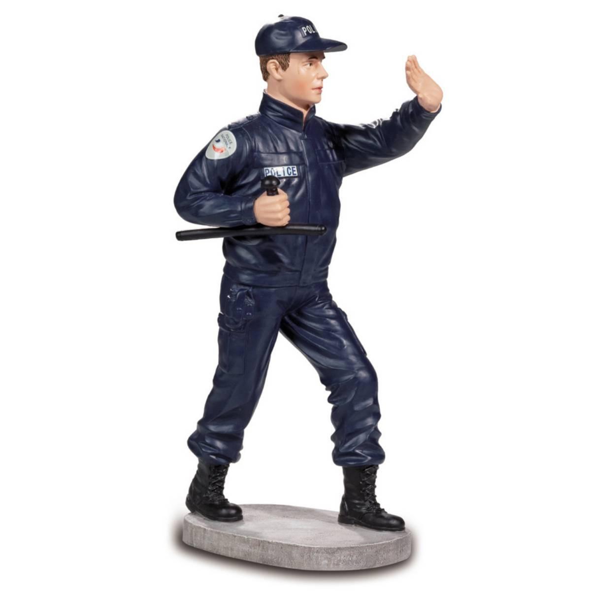 Französischer Polizist
