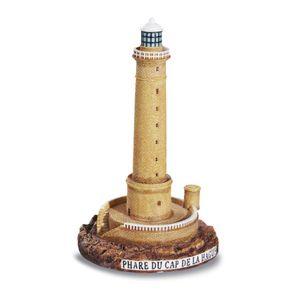 Leuchtturm Cap de le Hague 13,5cm von 1834 Frankreich