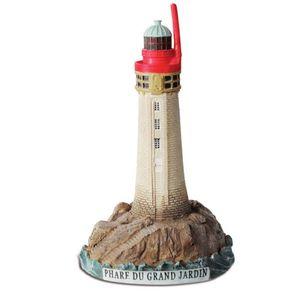 Leuchtturm Grand Jardin 14cm von 1868 Frankreich