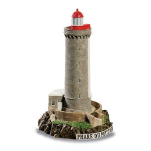 Leuchtturm Petit Minou 12,5cm von 1848 Frankreich