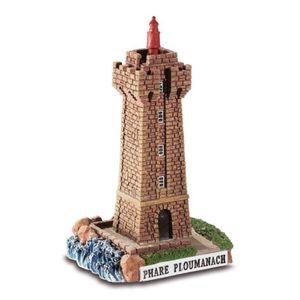 Leuchtturm Ploumanach 12,5cm von 1945 Frankreich