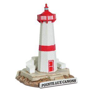 Leuchtturm La Pointe Aux Canons 10,5cm von 1862 Frankreich